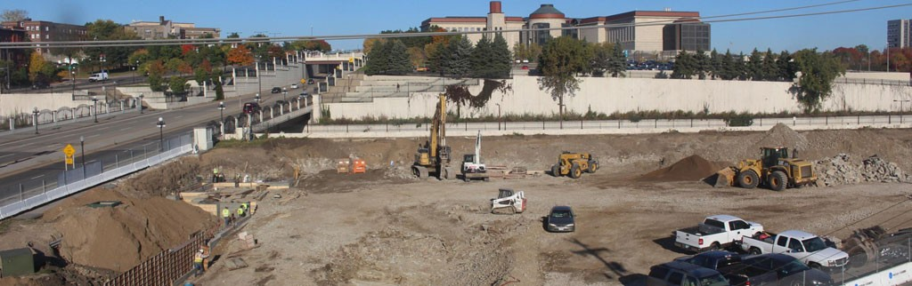 Construction Site Cam